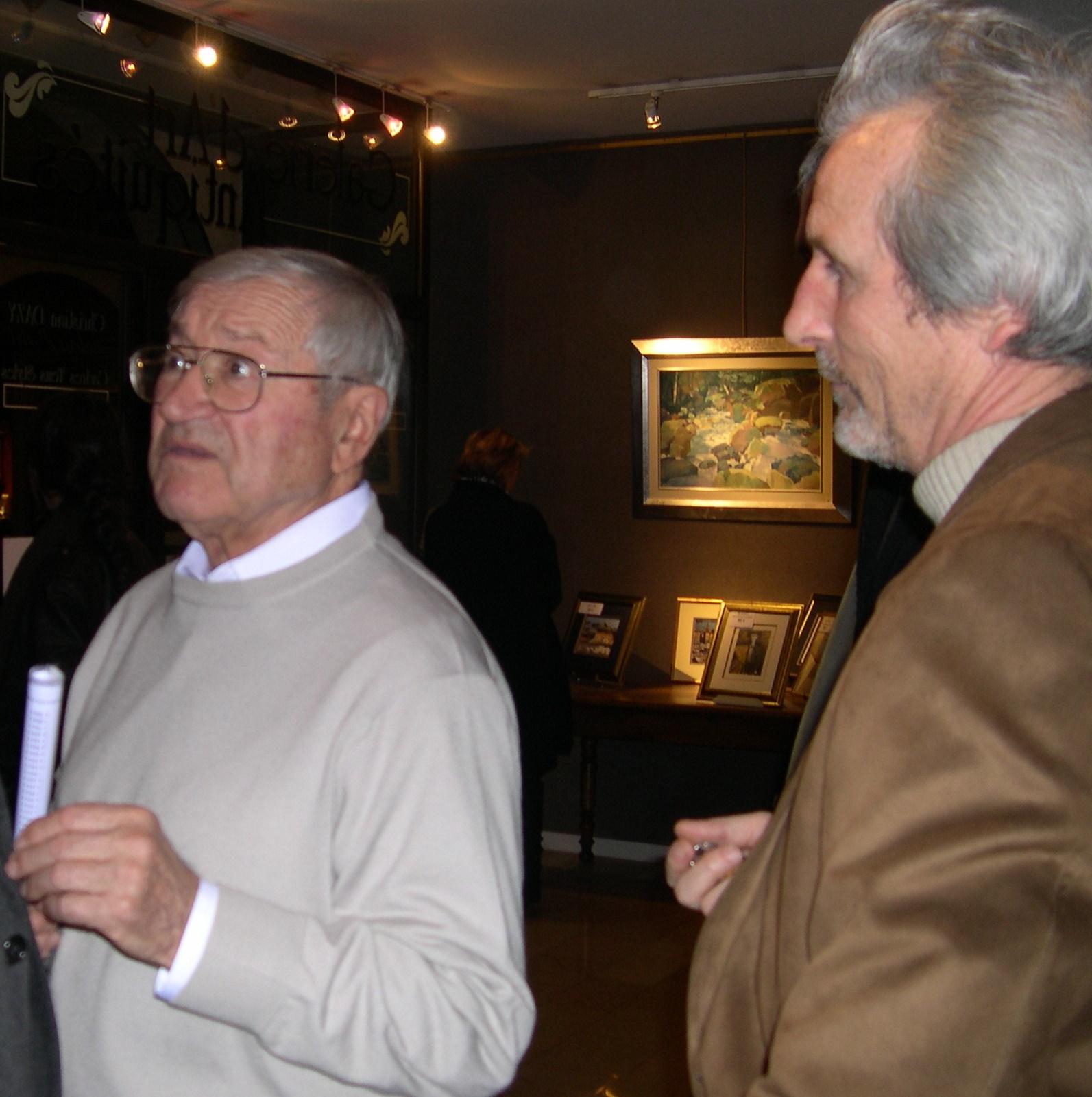 François ORLANDINI Lionel VERRIER 2006