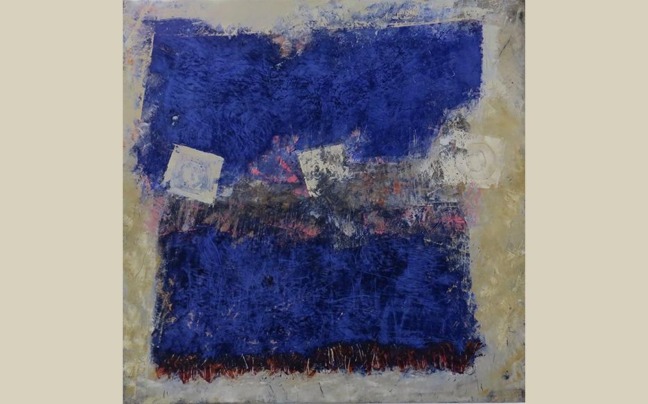 Le peintre PAMPHYLE, «Temporalité» du 10 novembre au 8 décembre 2018